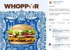 Burger King stworzył burgera dla poznaniaków. Nietrudno domyślić się, co włożyli do Whoppyra