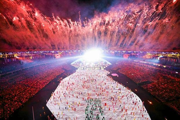 Ceremonia otwarcia igrzysk w Rio