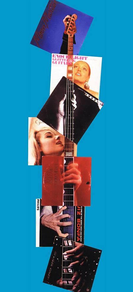 Zdjęcie numer 4 w galerii - Muzyczne puzzle, czyli co można zrobić z okładkami płyt...