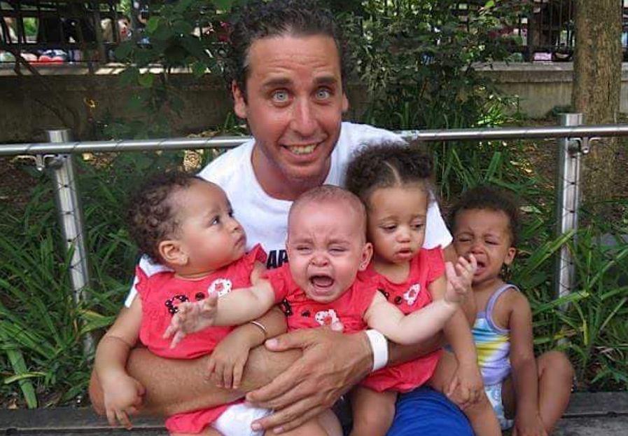Ari Nagel ma 44 lata, za jego sprawą na świat przyszło 78 dzieci, a kolejne są w drodze.