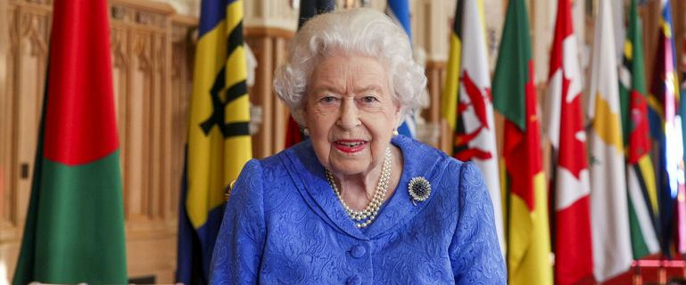 Królowa wygłosiła przemówienie na kilka godzin przed wywiadem Meghan i Harry'ego