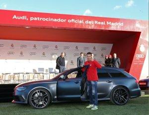 10 lat partnerstwa Audi i Realu Madryt