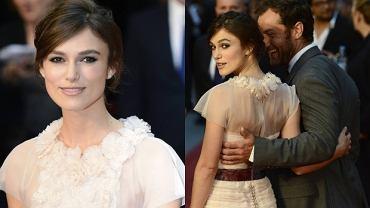 "Keira Knightley i Jude Law na premierze ""Anny Kareniny"""