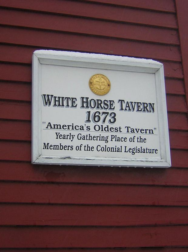 White Horse Tavern (USA)