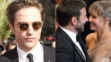 Robert Pattinson, Suki Waterhouse, Bradley Cooper