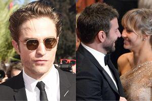 Robert Pattinson, Suki Waterhouse, Bradley Cooper