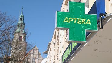 Apteka - zdjęcie ilustracyjne