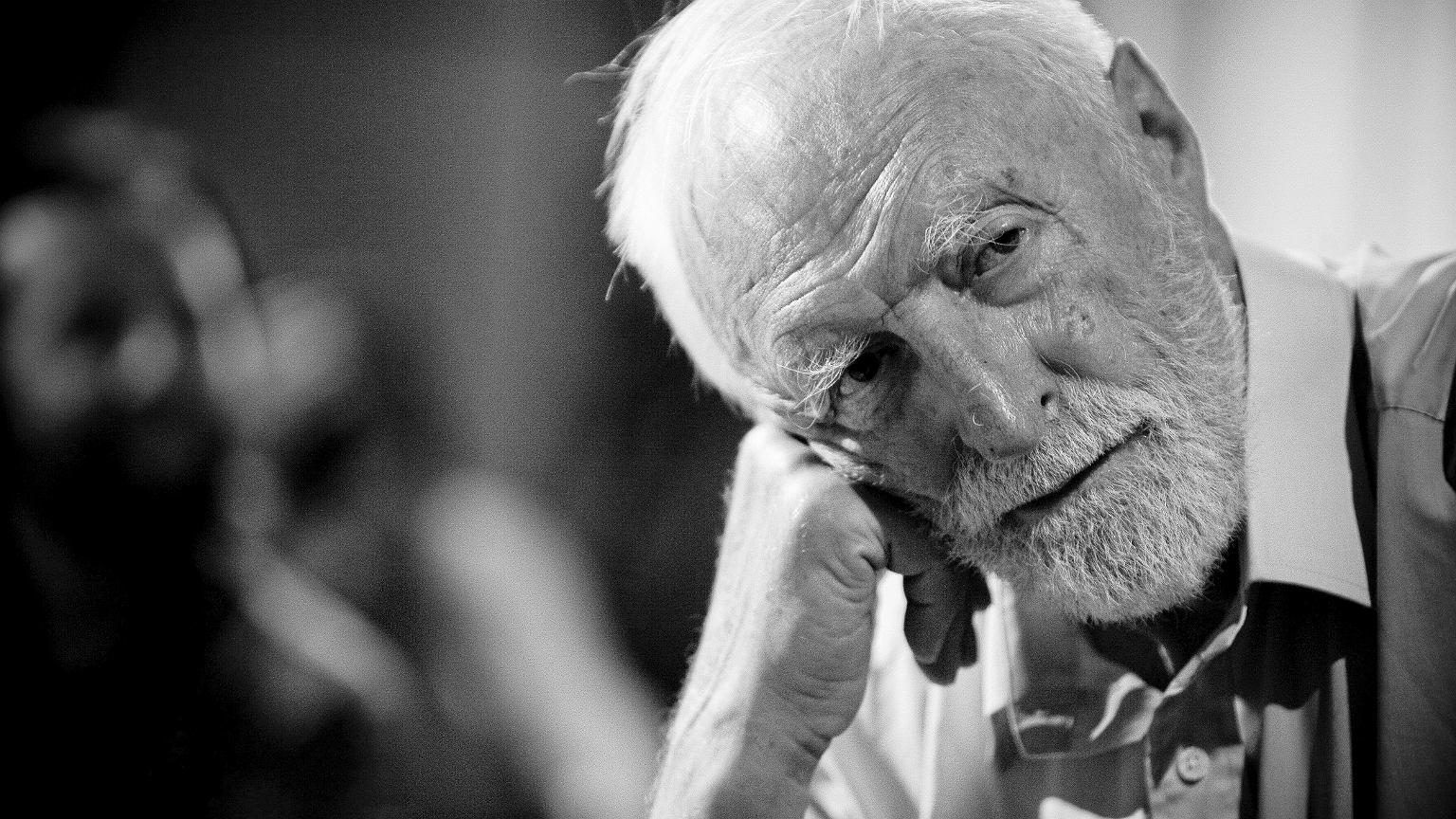 Nie żyje Andrzej Strumiłło. Wybitny i wszechstronny artysta miał 93 lata
