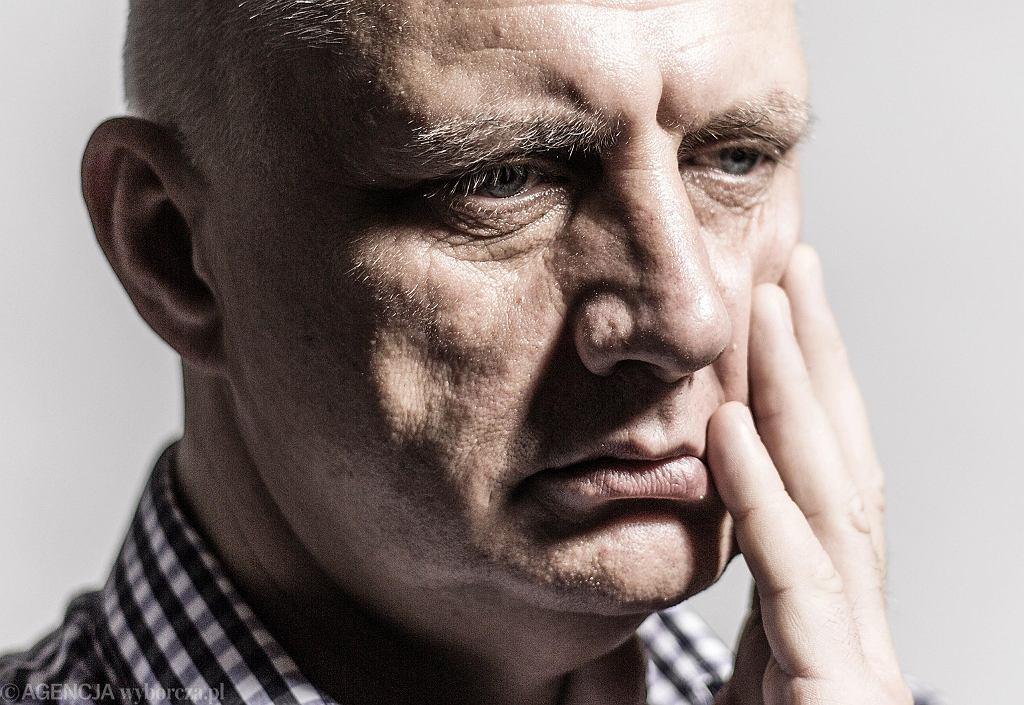 Marek Lisiński, szef fundacji 'Nie lękajcie się'