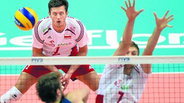 Michał Winiarski podczas finału mistrzostw