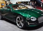 Bentley | Dwa nowe modele wejdą do produkcji