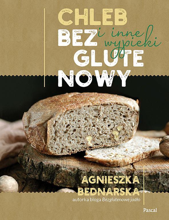 'Chleb bezglutenowy i inne wypieki' (wydawnictwo Pascal) dostępna jest w sprzedaży od lutego br.