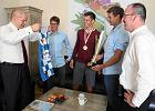 BHT Auto Forum Petra z wizytą u prezydenta