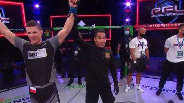 Marcin Held wygrał pojedynek na PFL i walczy o milion dolarów