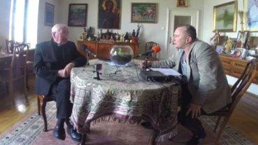 Bp Pieronek i Mikołaj Lizut