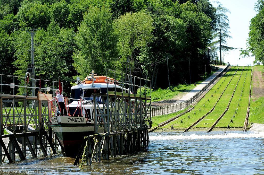 Kanał Elbląski (zdjęcie ilustracyjne)