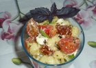 Sałatka makaronowa z pomidorkami - Zdjęcia