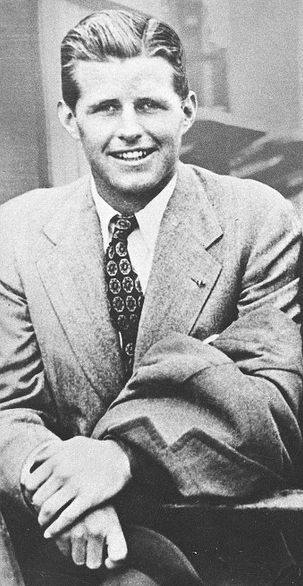 Joseph P. Kennedy Junior, 1938