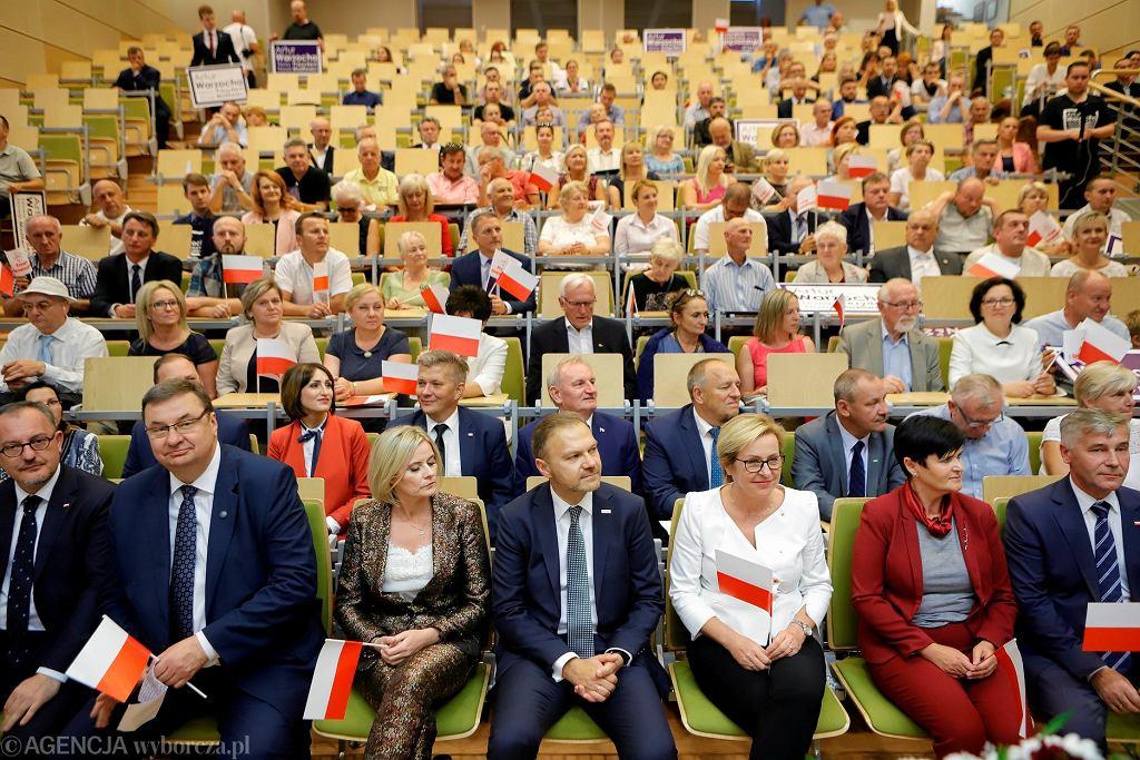 PiS. Konwencja w Częstochowie