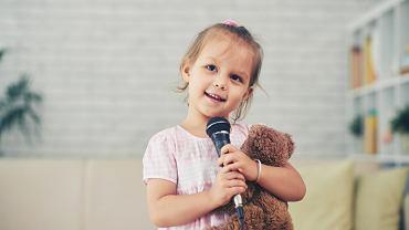 Piosenki dla małych dzieci. Największe dziecięce hity. Zdjęcie ilustracyjne