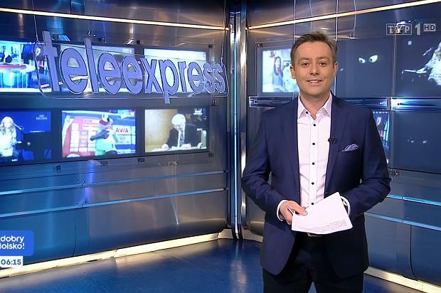 Michał Cholewiński przechodzi z TVP do Polsat News. Na antenie skrytykował Trybunał Konstytucyjny i zniknął z ekranu