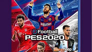 Zaskakujący bohater na okładce gry PES 2020