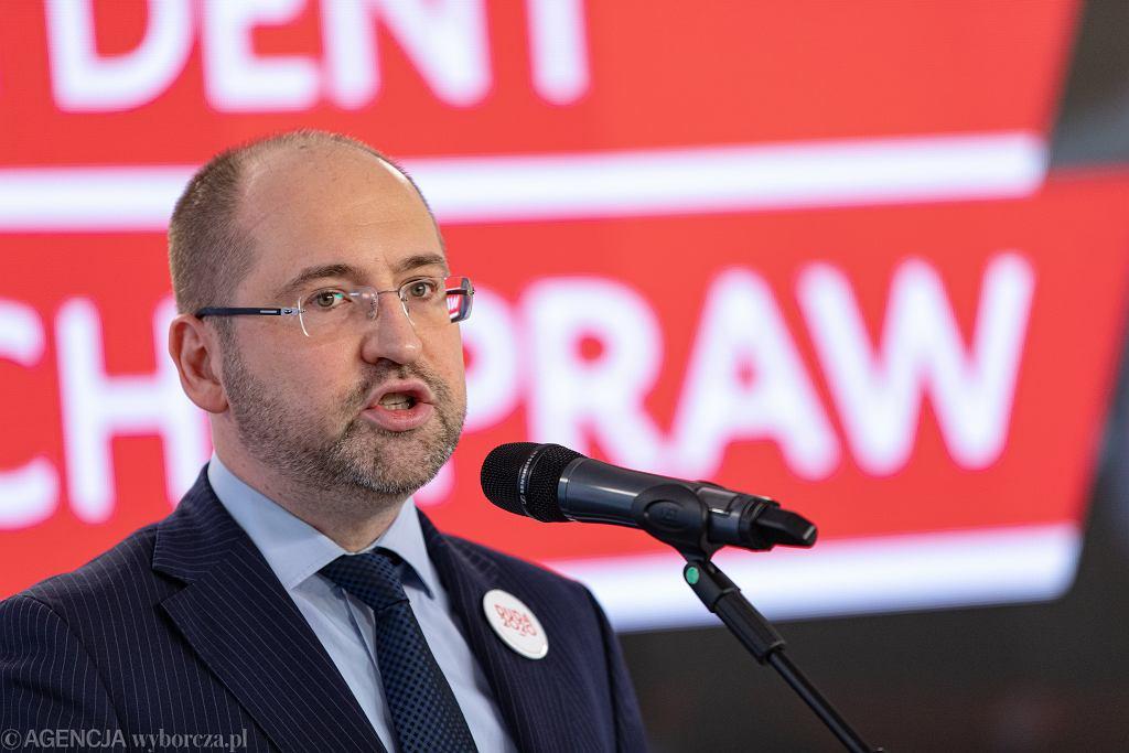 *Prezentacja spotu wyborczego Andrzeja Dudy