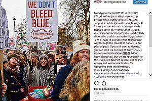 W Polsce wciąż są dziewczynki, które podczas pierwszej miesiączki nie mają pojęcia, co się z nimi dzieje