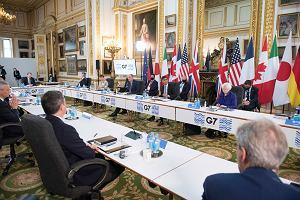 Państwa grupy G7 porozumiały się w sprawie podatku od gigantów technologicznych