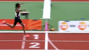 Sifan Hassan z rekordem świata na 10000 m