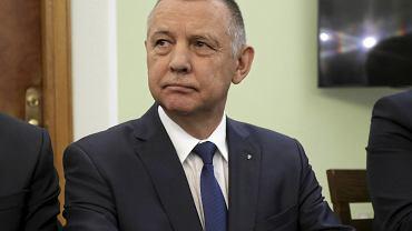 Szef NIK-u Marian Banaś