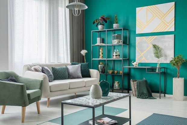 Modne kolory wnętrz 2020 - na jakie ściany, meble i dodatki się zdecydować?