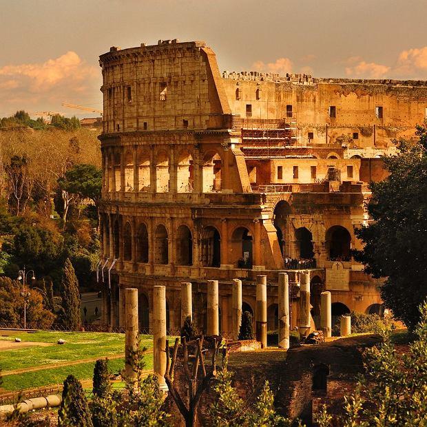 Koloseum, Rzym, Włochy / fot. Shutterstock