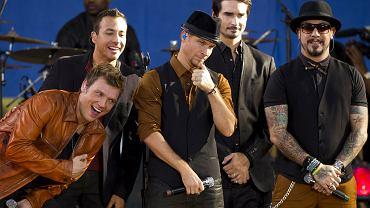 5The Backstreet Boys w programie Good Morning America