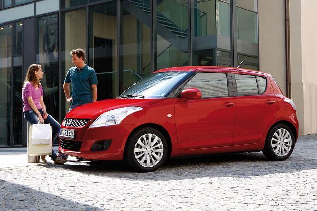 Suzuki Swift IV (od 2010)