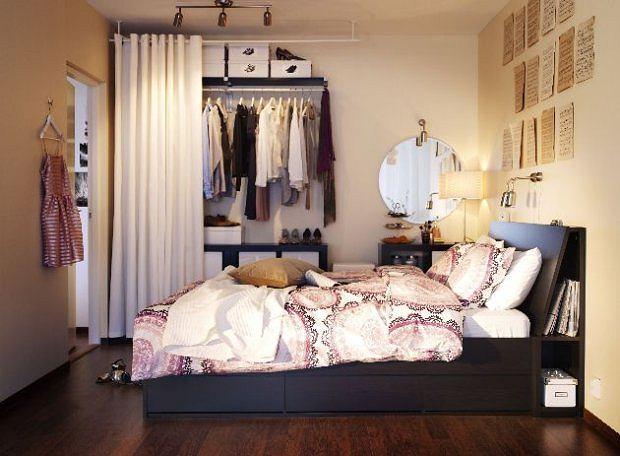 Wygodne i ładnełóżko - najważniejszy element sypialni