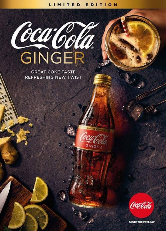 Coca-Cola Ginger