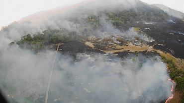 Brazil Pożary w Brazylii