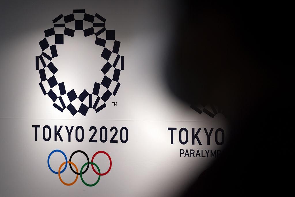 Logo Igrzysk Olimpijskich w Tokio