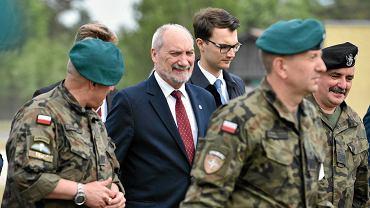 Ćwiczenia NATO Saber Strike 17 w Orzyszu na Mazurach