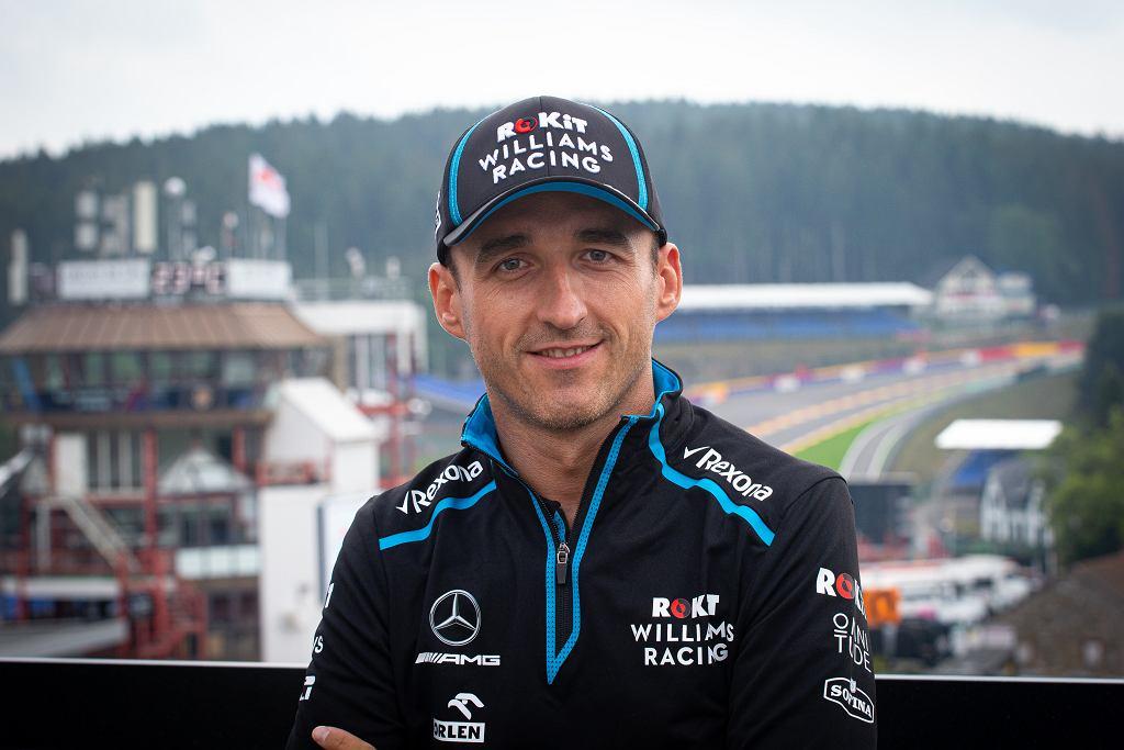 qMotor Racing - Formula One World Championship - Belgian Grand Prix - Preparation Day - Spa Francorchamps, Belgium