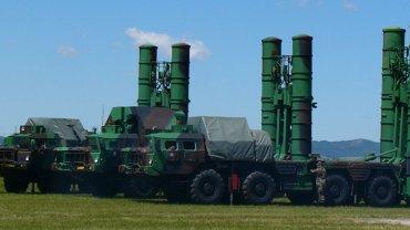 Wyrzutnie rakiet S-300