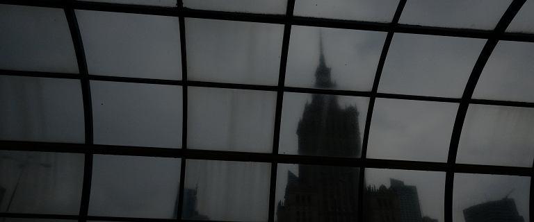 Burza dotarła do Warszawy, wcześniej nawałnice przeszły przez Łódź