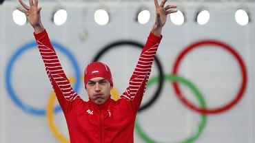 Zbigniew Bródka, mistrz olimpijski w łyżwiarstwie szybkim