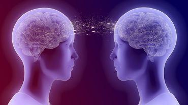 Telepatia to przekazywanie na odległość myśli, uczuć czy nastroju