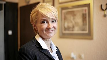 Anna Mieczkowska, nowa prezydent Kołobrzegu. W poprzedniej kadencji była w zarządzie województwa