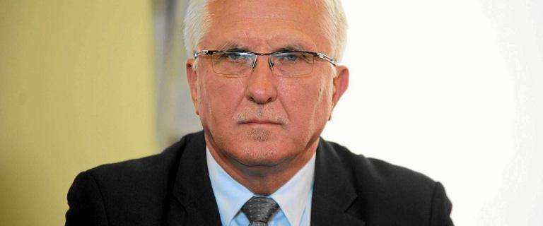 Senator Tyszkiewicz o pracy w Senacie: Polityczne szachy mało mnie interesują