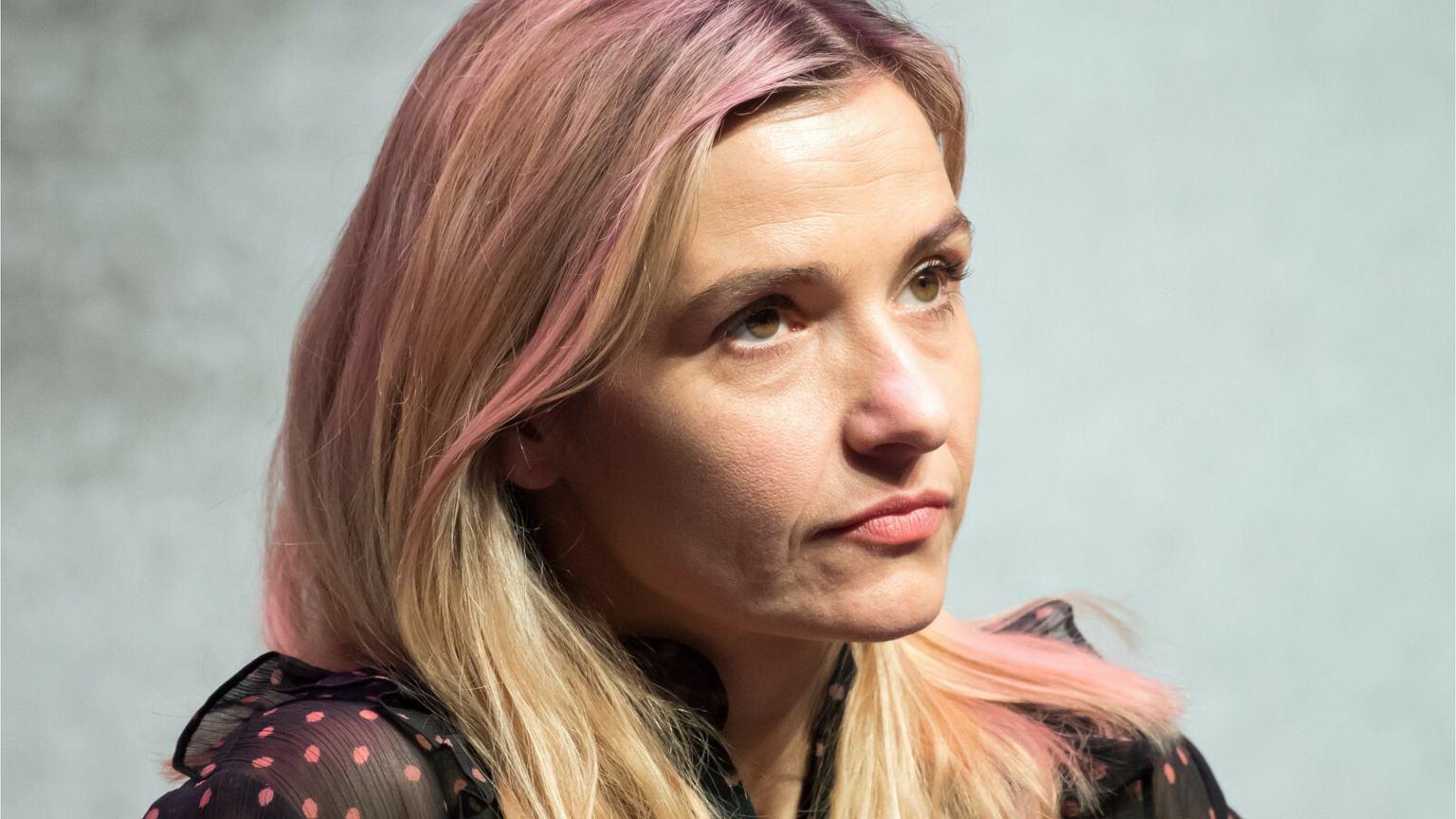 Joanna Koroniewska miała milczeć, ale nie dała rady. Dostała