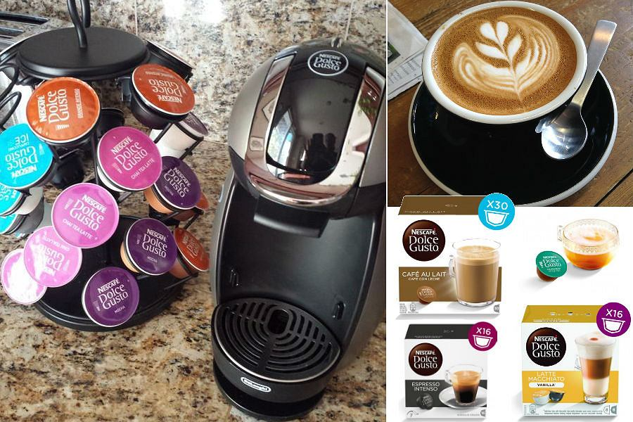 Kawa w kapsułkach - wybierz ulubiony smak