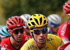 Kapitalna jazda lidera na 13. etapie Tour de France! Powiększył przewagę nad rywalami